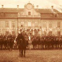 Bedzin_szwadron_3_Pulku_Ulanow._pocz._1919_r._MZwB