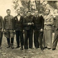 Pośpiech Teofil - po II WW jeszcze w NIemczech przed powrotem z robót przymusowych (1939-1946)