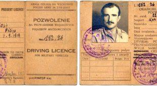 Prawo jazdy na pojazdy wojskowe