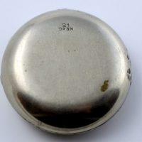 Etui oficerskie na zegarek kieszonkowy sygn. 21 DRGM