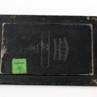 Klisza do aparatu skrzynkowego firmy Zeiss Ikon nr 665/7 Panchromat Agfa rozm. M