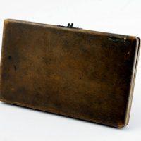 Drewniane pudełko na cygara
